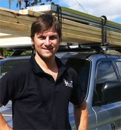 Dustin Marsh DJMarsh Builders Brisbane