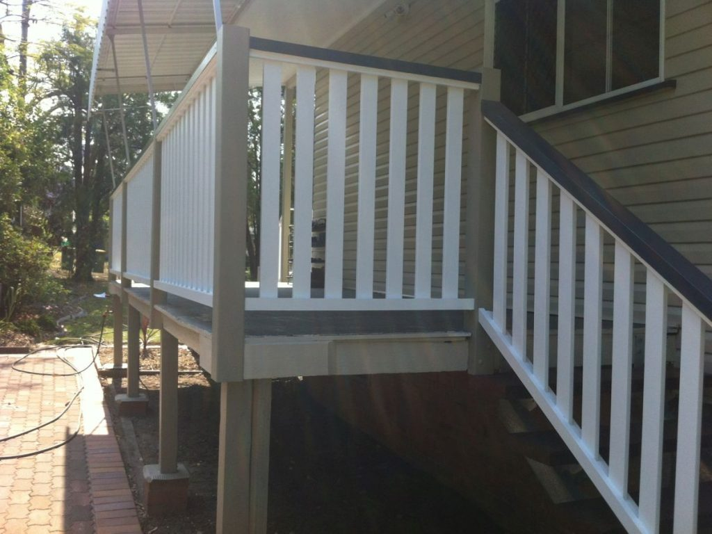 decks stairs and landings better renovations sooner
